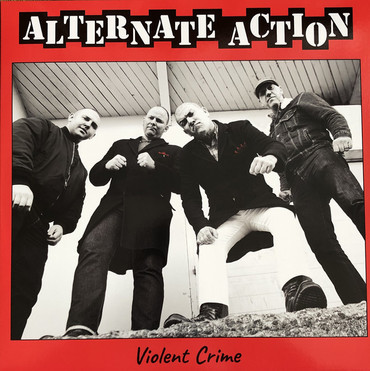 Alternate Action - Violent Crime - LP