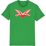 T-Shirt - Cock Sparrer - Wings - green