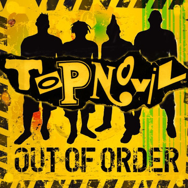 Topnovil - Out of Order - LP