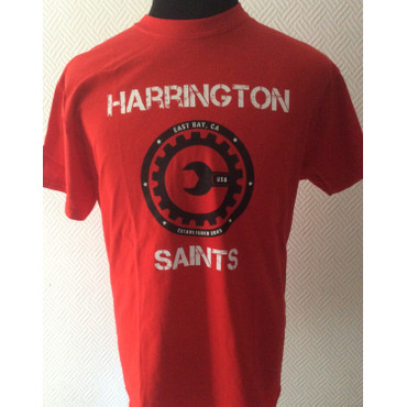 T-Shirt - Harrington Saints - red