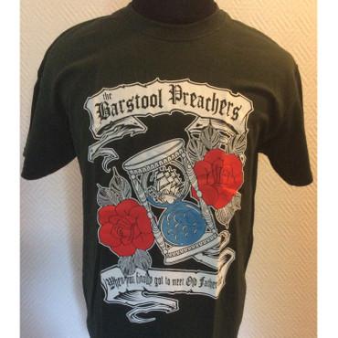 T-Shirt - Bar Stool Preachers - grün