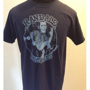 T-Shirt - Randale Records - blau/blau
