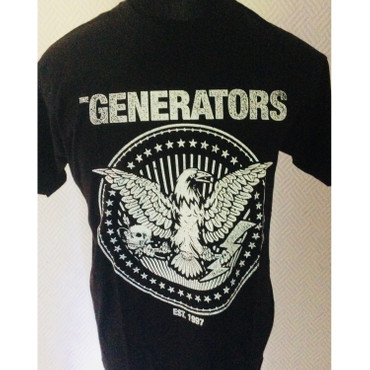 T-Shirt - The Generators - Logo - schwarz