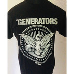 T-Shirt - The Generators - Logo - schwarz 001