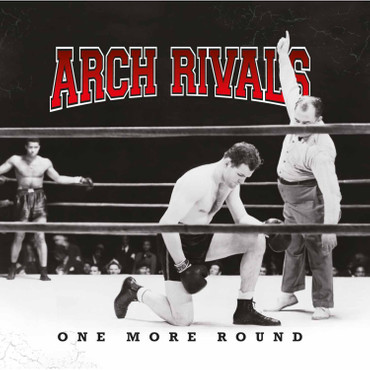 Arch Rivals - one more round - LP - limited