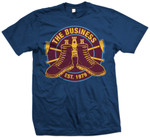 T-Shirt - The Business - Westham - dark blue - big size