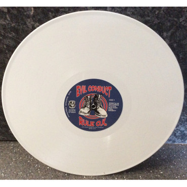 Evil Conduct - Rule ok - LP - limited – Image 2