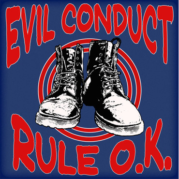 Evil Conduct - Rule ok - LP - limited – Image 1