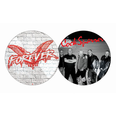 Cock Sparrer - Forever - PicLP