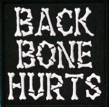 Patch - Backbone Hurts