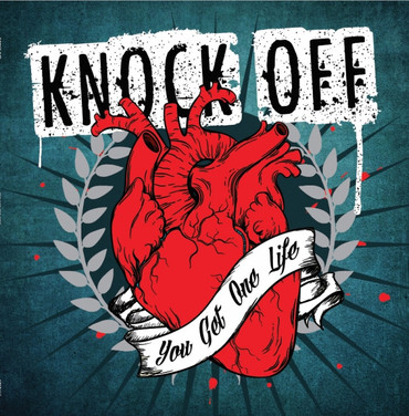 Knock Off - You get one life - CD