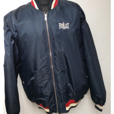 Baseball Jacket - Everlast - blue – Image 1