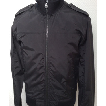 Flight Jacket - Ben Sherman - black - MT4011