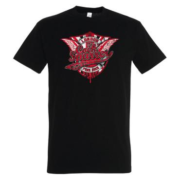 T-Shirt - Cock Sparrer - Since 1972 - schwarz