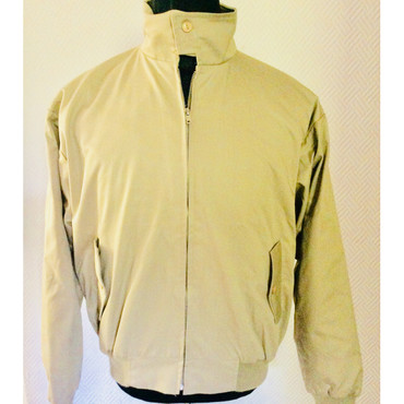 Harrington Jacket - beige