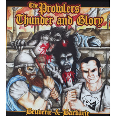 Split - The Prowlers / Thunder and Glory - Single
