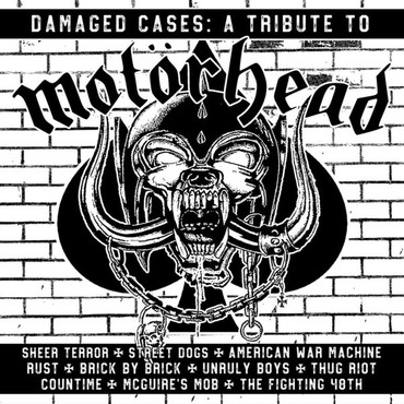 Sampler - Damaged Cases - A tribute to Motörhead - LP