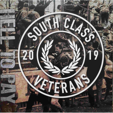 South Class Veterans - Hell to pay - LP