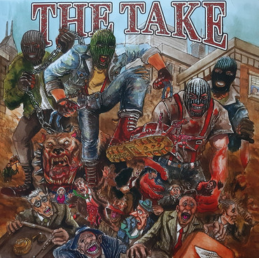 Take (the) - same - LP