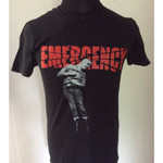 T-Shirt - Emergency - schwarz 001