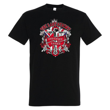 T-Shirt - The Last Resort - Crucified Nation - black