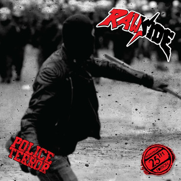 Rawside - Police Terror - CD