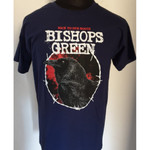 T-Shirt - Bishops Green - Back to the Roots - blau