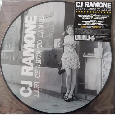 CJ Ramone - Last chance to dance - PicLP