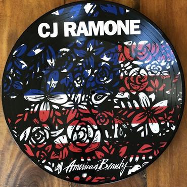 CJ Ramone - American Beauty - LP