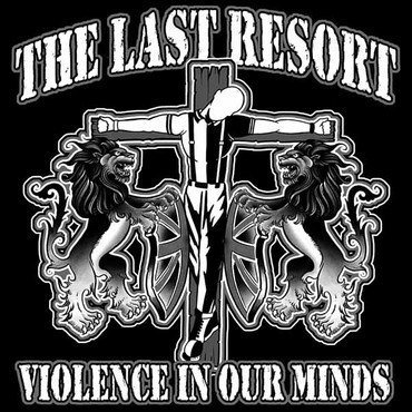 Sweatshirt - The Last Resort - Violence in our minds - black – Image 2
