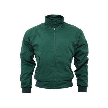 Harrington Jacket - dark green