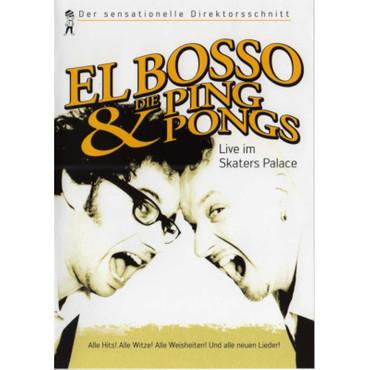 El Bosso & die Ping Pongs - Live im Skaters Palace - DVD