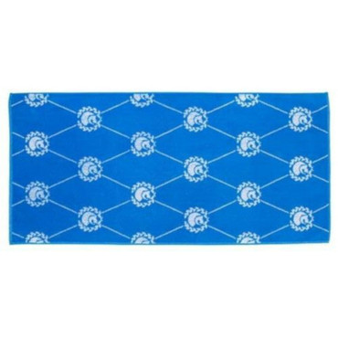 Handtuch - Trojan - blau/weiß – Bild 1
