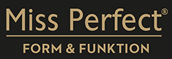 Miss Perfect Form und Funktion Logo