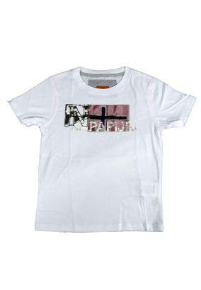Napapijri Shirt Kinder Sabual – Bild 1