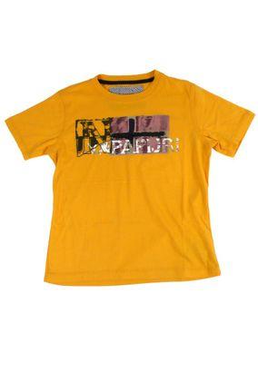 Napapijri Kinder Unisex Shirt Sabual – Bild 1