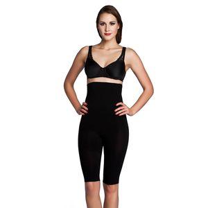 Miss Perfect Form & Funktion Hohe Hose mit Bein – Bild 4