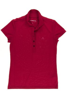 Alberto Damen Poloshirt Carry Cool Air – Bild 1