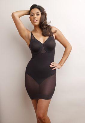 Miraclesuit Sheer Kleid mit Slip – Bild 1