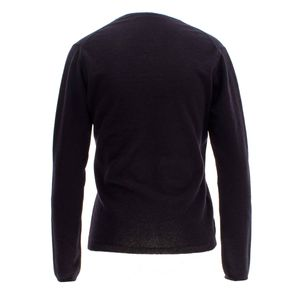 William Lockie Damen Cashmere Pullover Charlotte V-Neck – Bild 6