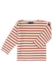 Saint James Kinder Langarmshirt Meridien - Streifenshirt - Bretagne-Shirts 001