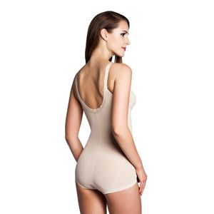 Miss Perfect Dessous Body Trim Korselett ohne Bügel – Bild 3