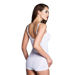 Miss Perfect Dessous Body Trim Korselett ohne Bügel – Bild 8