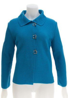 Saint James Damen Strickjacke Ardeche – Bild 1
