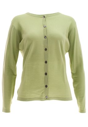 William Lockie Damen Merino Cardigan Carmen  – Bild 1