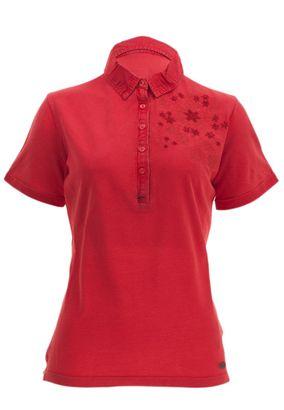 Napapijri Damen Poloshirt Enmore – Bild 1