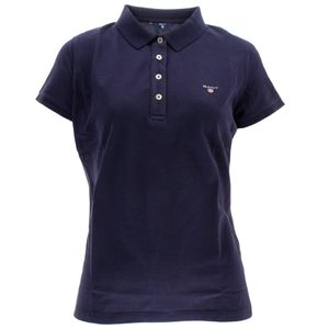 Gant Damen Kurzarm Poloshirt the Original Pique – Bild 1
