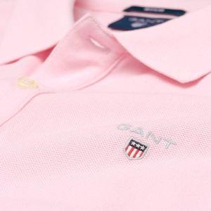 Gant Herren Kurzarm Poloshirt Original Pique Rugger  – Bild 22