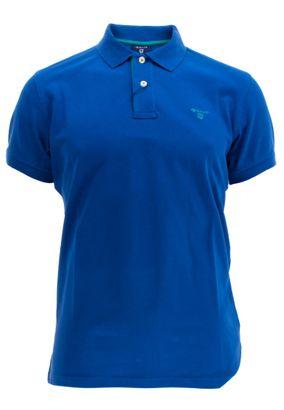 Gant Herren Poloshirt Collar Pique Rugger – Bild 7