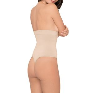 Body Wrap Shapewear String Taillenformer – Bild 2